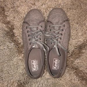 Keds lace-up sneaker!